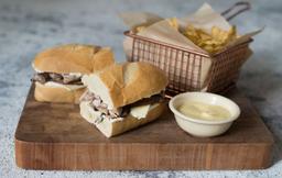 Sándwich Lomello de Cerdo