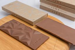Barra De Chocolate Con Leche 100G