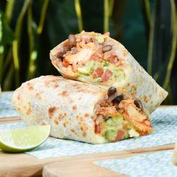 Super Burrito Saludable