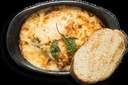 Cannelloni di Pollo Espinaci