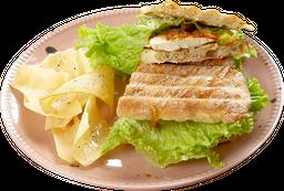 Sándwich Xel-Ha