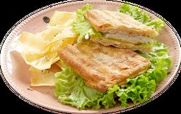 Sándwich Vermilino