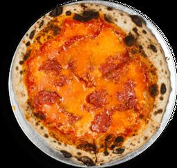 Pizza Sopressata y Miel
