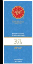 Barra de Chocolate sin Azúcar