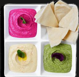 Trilogia de Hummus