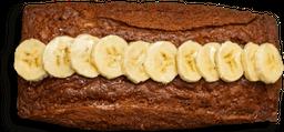 Torta de Banano Vegana  🍌