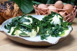 Huevos Poché de la Casa🍳