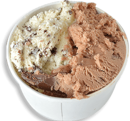 Vaso gelato doble
