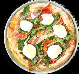 Pizza di Búfala
