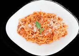 Pomodoro con Spaghetti