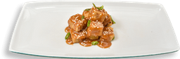 Chunks de Tofu miso