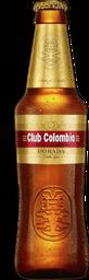 Cerveza Club Colombia Rubia