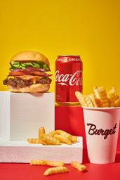 Combo Bacon Cheeseburger