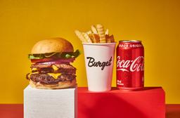 Combo Double Bacon Cheeseburger