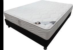 Combo Charleston Sencillo STD + Base cama