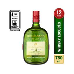 Buchanan`S Deluxe 750 Ml