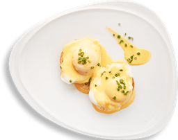 Huevos Benedictinos Clásicos
