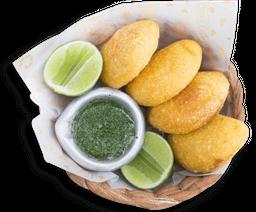 Empanadas Cachacas con Pollo