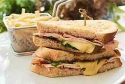 Cranberry & Turkey Sandwich