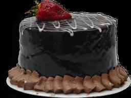 Torta Chocolate 6 Porciones