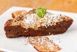 Brownie nueces