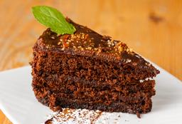 Bizcocho chocolate Baileys Caramelo