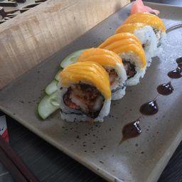Sushi Katakana Roll