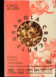 Granola, Cacao, Coco y Amaranto