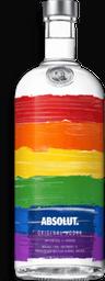 Vodka Colores Absolut 750Ml