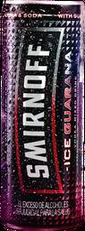 Coctel Smirnoff Ice Guaraná Lata 250 Ml