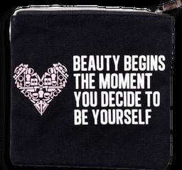 BLUSH-BAR Makeup Bag Beauty Begins