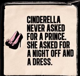 BLUSH-BAR Makeup Bag Cinderella