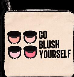BLUSH-BAR Makeup Bag Go Blush Yourself