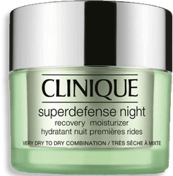 CLINIQUE Superdefense Night Moisturizer-Very Dry to Combination