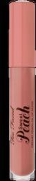 TOO FACED Sweet Peach Creamy Oil Lip Gloss - Papa Don´t Peach