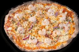 Pizza Rústica Gamberetti