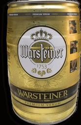 Warsteiner Barril 5 L