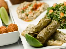 🍲Picada Árabe Vegetariana
