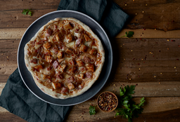 Pizza Pollo BBQ