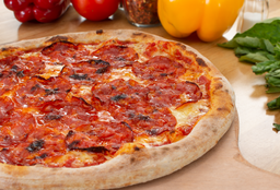 Combo Postobon Pizza Diavola