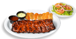 ST. Louis Ribs / Costillas