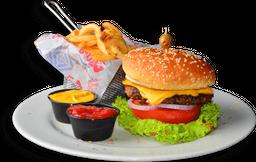 🍔 Original Burger 🍟