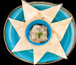 Pan Zaatar y Hummus