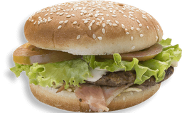 Hamburguesa Beto de Carne