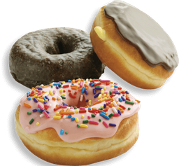 🍩 3 Donuts