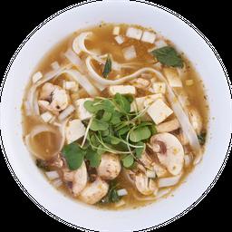 Sopa Asian Mushroom