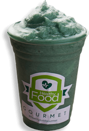 Smoothie Ginger Green Twister