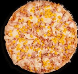 Pizza Tocineta y Maíz