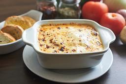 Lasagna Pollo con Champiñones