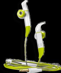Audífono Fit 3.5mm Blan-vde (in-ear) Manos Libres